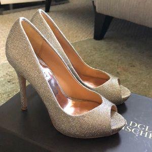 Badgley Mischka Kassidy II heels sz 6